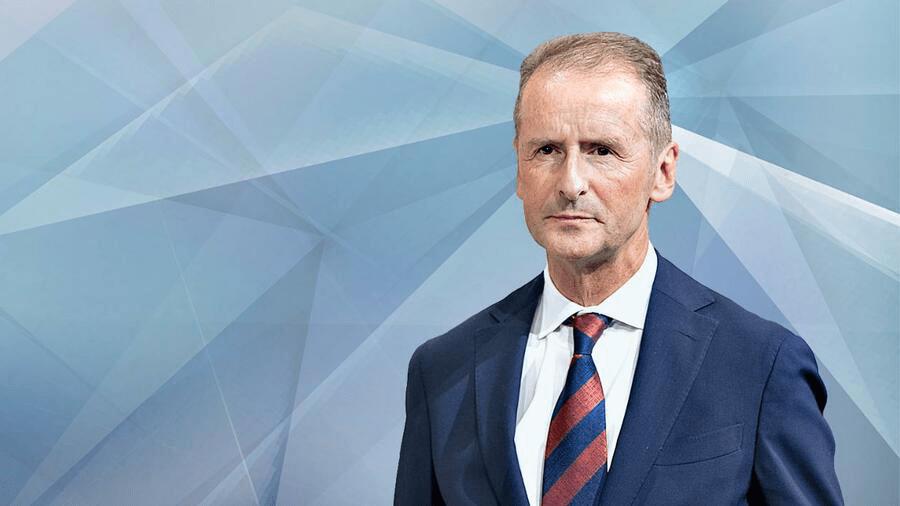 """Herbert Diess: """"Der Wandel wird sich in zehn Jahren vollziehen – mit oder ohne Volkswagen"""""""